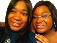 Sharon & Nyasha
